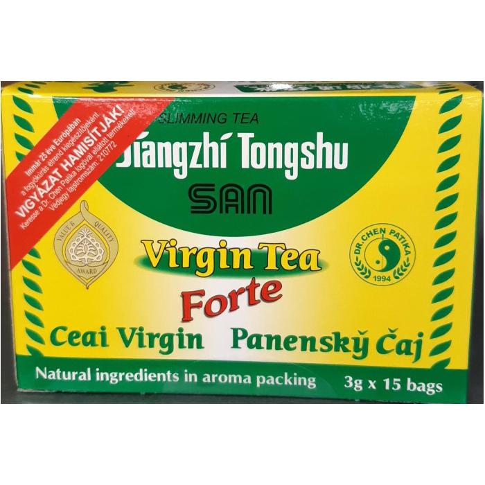Dr. Chen Virgin Tea Forte 15 filter