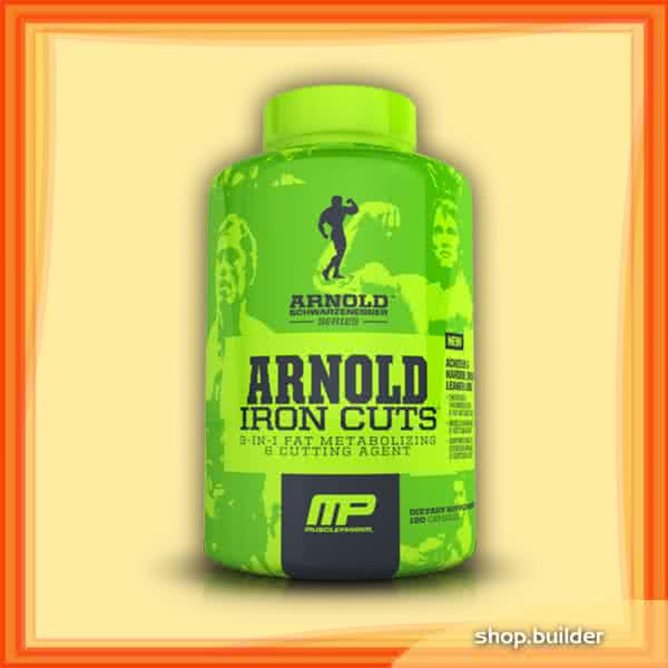 MusclePharm Arnold Schwarzenegger - Iron Cuts™ 120 caps