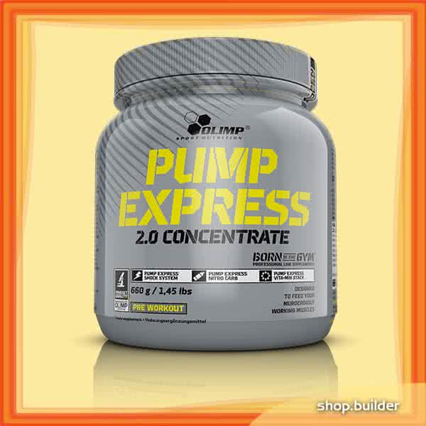 Olimp Sport Nutrition Pump Express 2.0 660 gr.