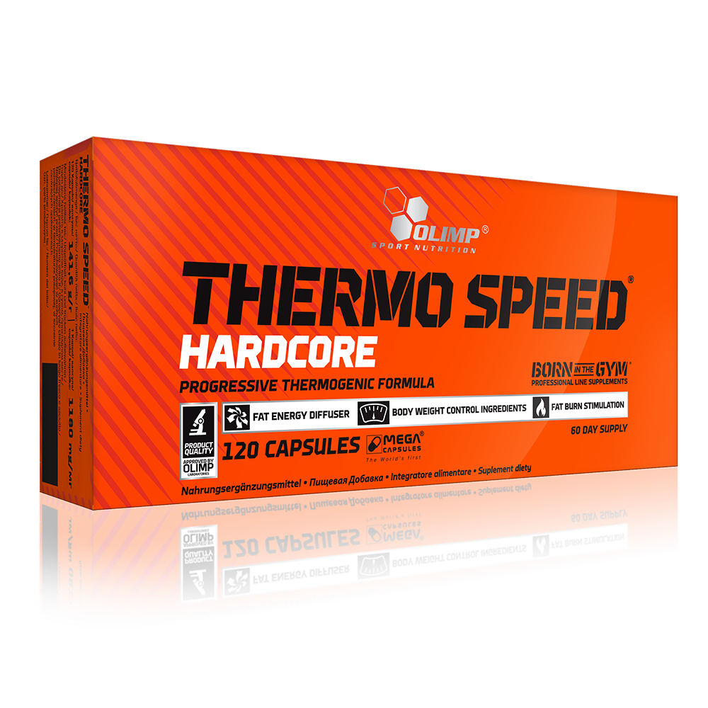 Olimp Sport Nutrition Thermo Speed Hardcore 120 caps