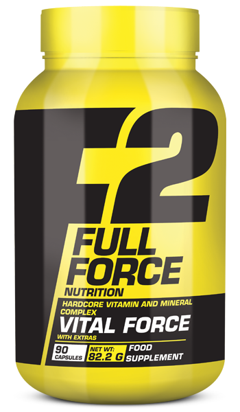 Full Force Vital Force 90 caps