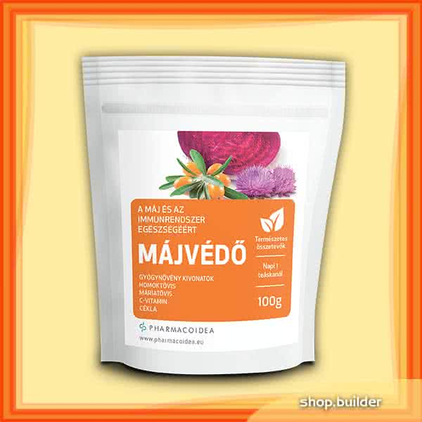 PharmacoIdea Liver protect 100 gr.