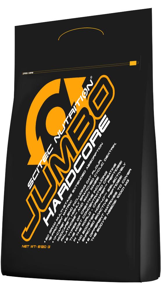 Scitec Nutrition Jumbo Hardcore! 6,12 kg