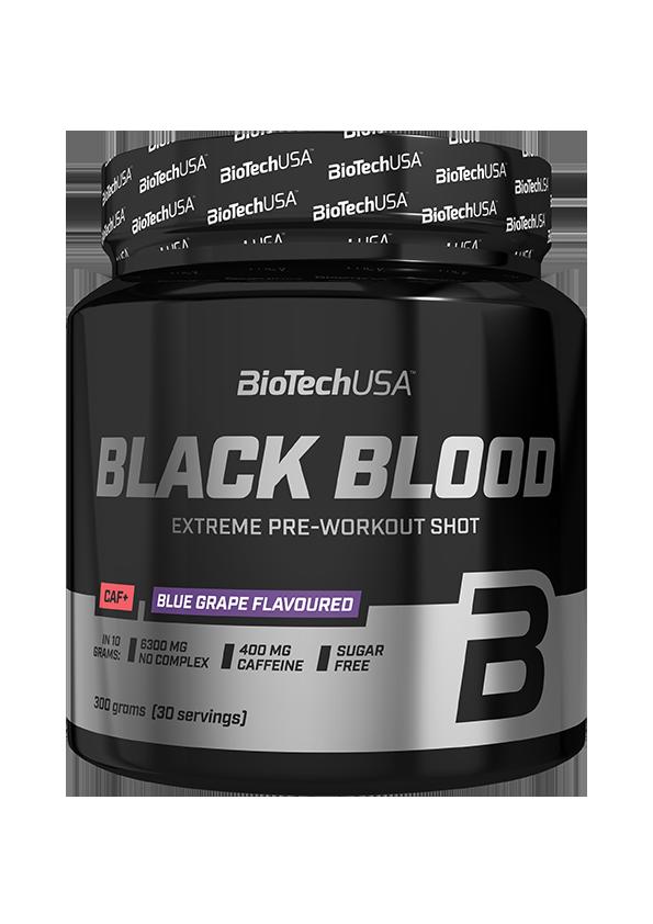 BioTech USA Black Blood CAF+ 300 gr.