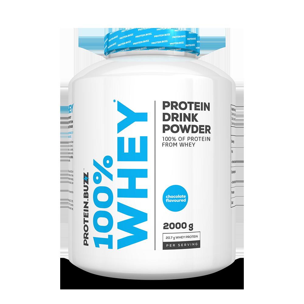 Protein Buzz 100% Whey 2 kg