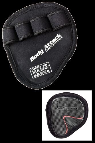 Body Attack Grip Pad pair