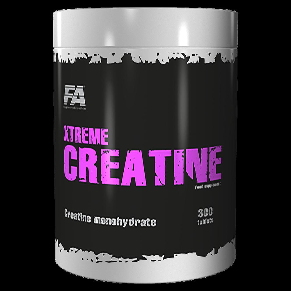 Fitness Authority Xtreme Creatine Tabs 300 tab.