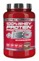 Scitec Nutrition 100% Whey Protein Professional +ISO (0,87 kg)
