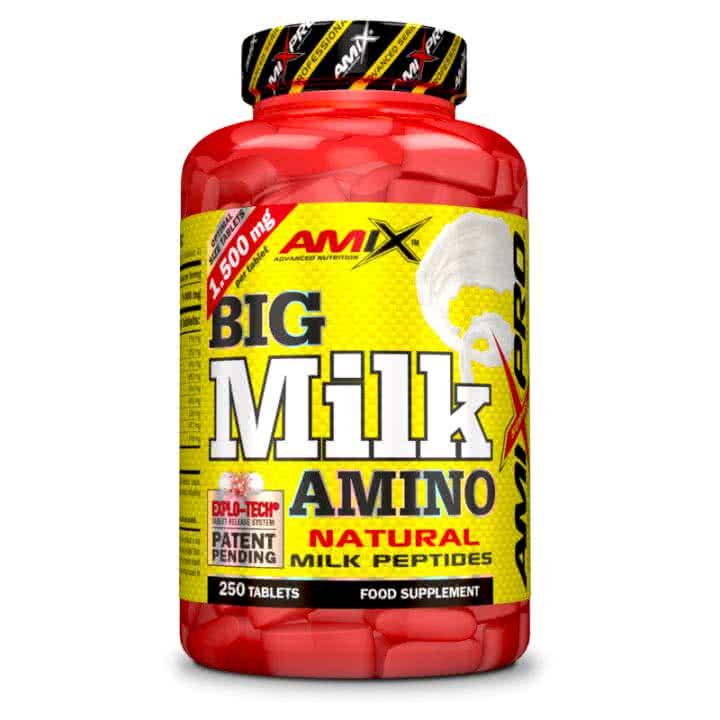 Amix Big Milk Amino 250 tab.