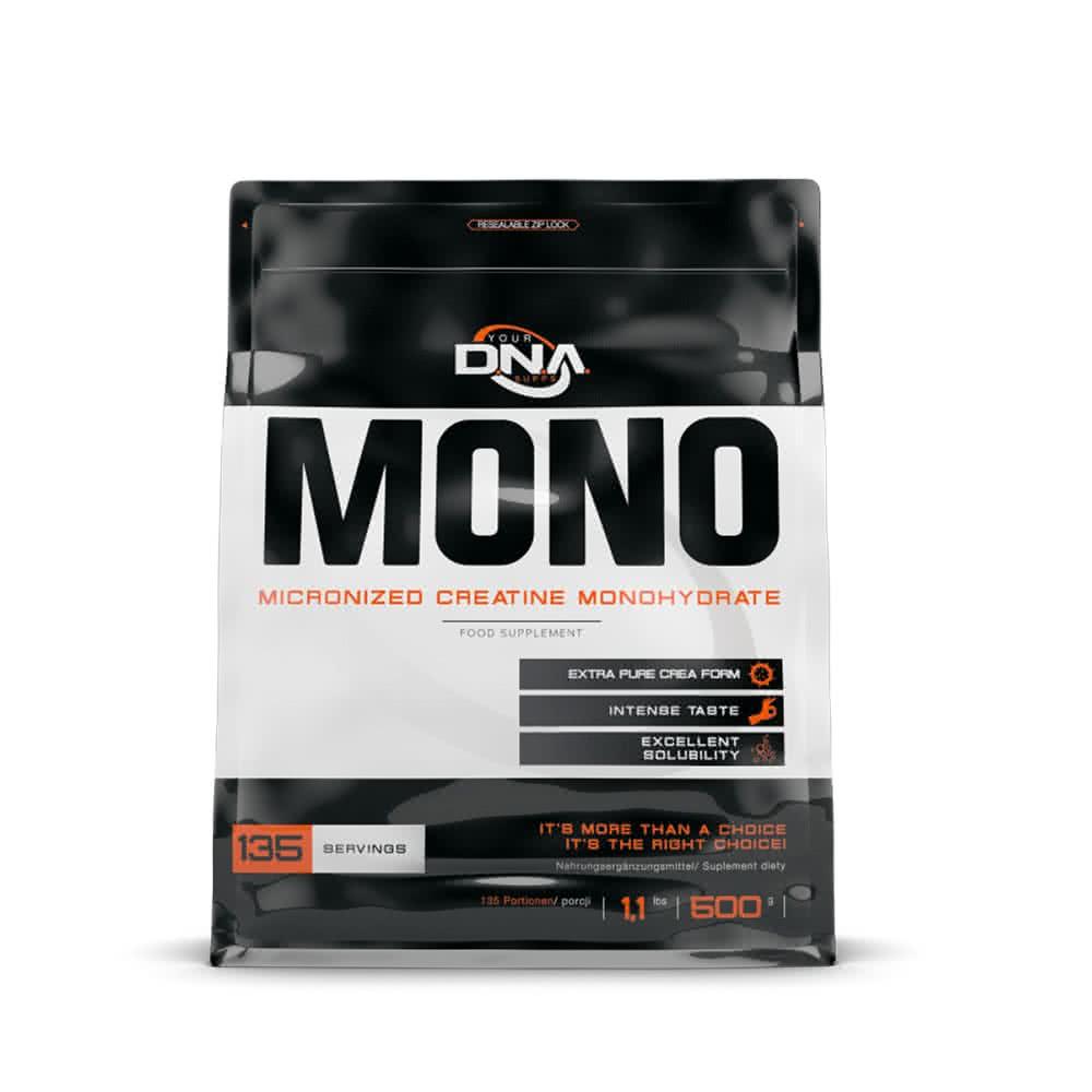 DNA Mono - Micronized Creatine Monohydrate 500 gr.