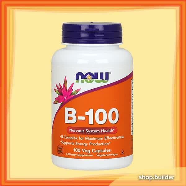 Now Foods B-100 100 caps