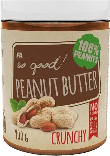 Fitness Authority So Good! Peanut Butter 350 gr.