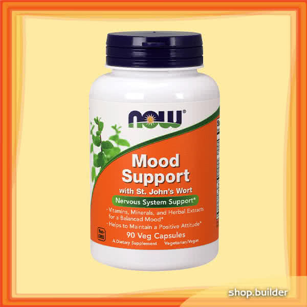 Now Foods Mood Support 90 caps
