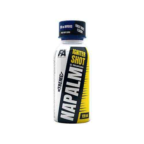 Fitness Authority XTreme Napalm Igniter Shot 120 ml