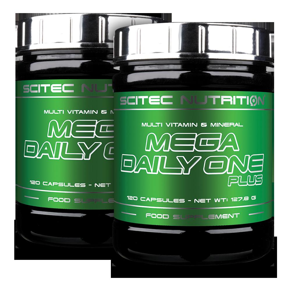 Scitec Nutrition Mega Daily One Plus 1+1 240 caps