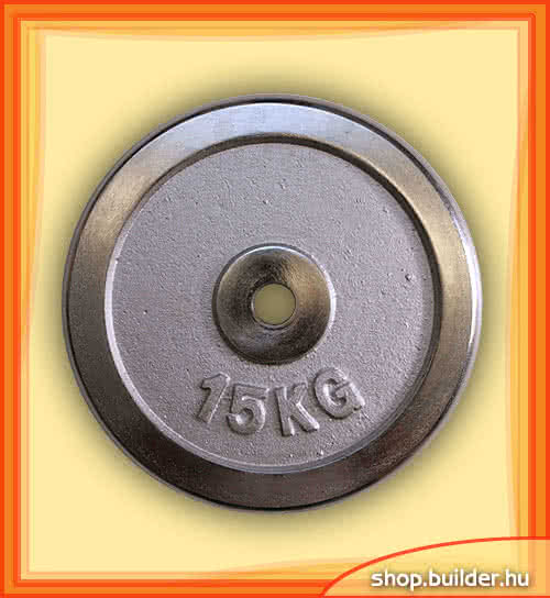 Other sports equipment Chrome Plate 15 kg