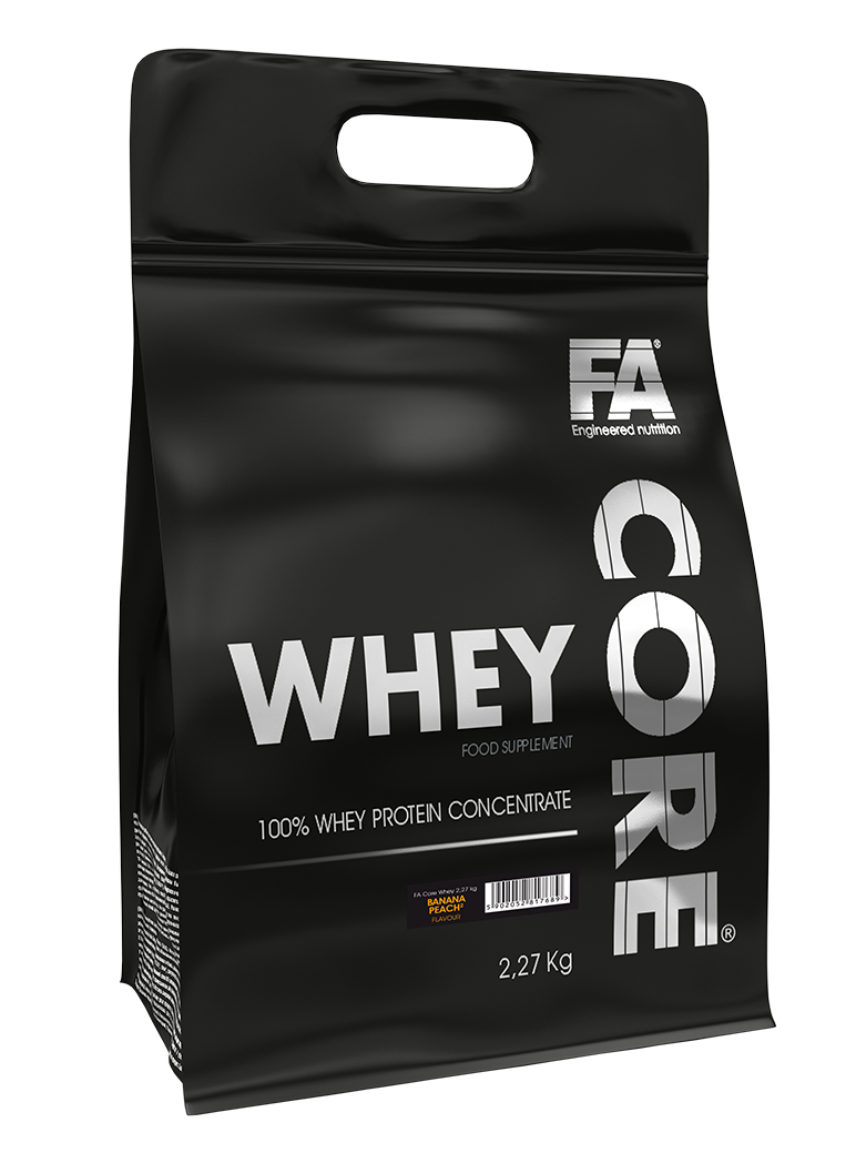 Fitness Authority Whey Core 2,27 kg