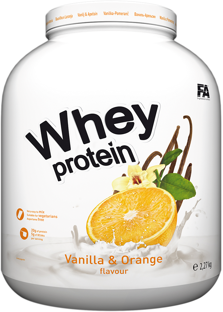 Fitness Authority Whey Protein 2,27 kg