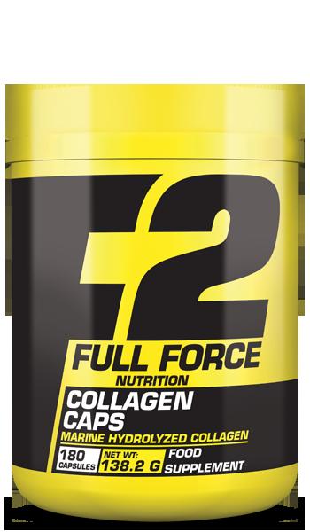 Full Force Collagen Caps 180 caps