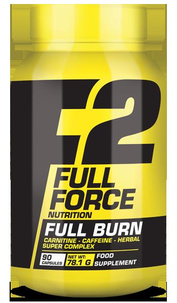 Full Force Full Burn 90 caps