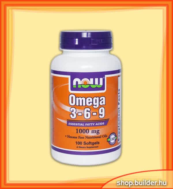 Now Foods Omega 3-6-9 100 g.c.
