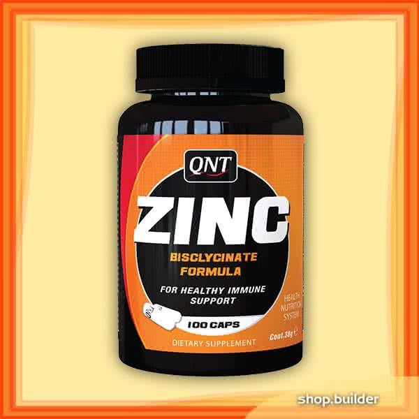 QNT Sport Zinc 100 caps