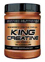 Scitec Nutrition King Creatine (120 caps)