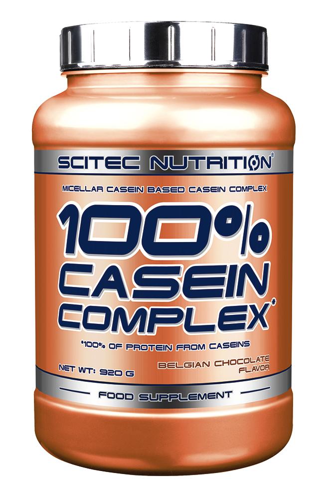 Scitec Nutrition 100% Casein Complex 0,92 kg